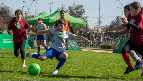 Conoce la importancia de hacer deporte desde temprana edad