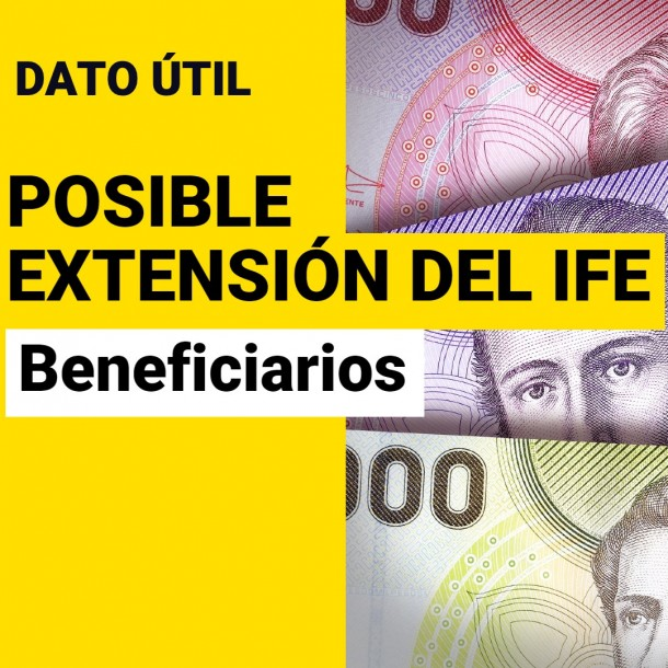 Posible extensión del IFE sería focalizada: ¿Quiénes recibirían los eventuales pagos?