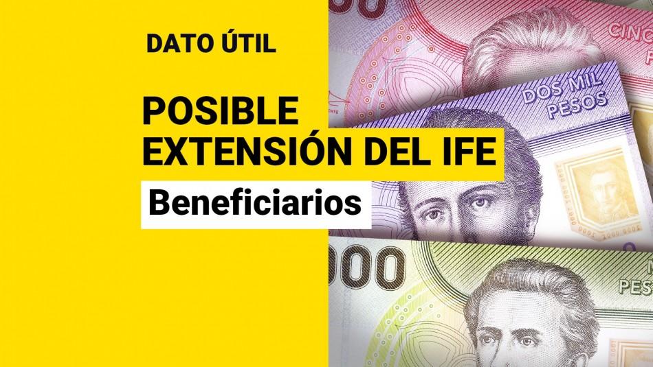 Extension del ife universal