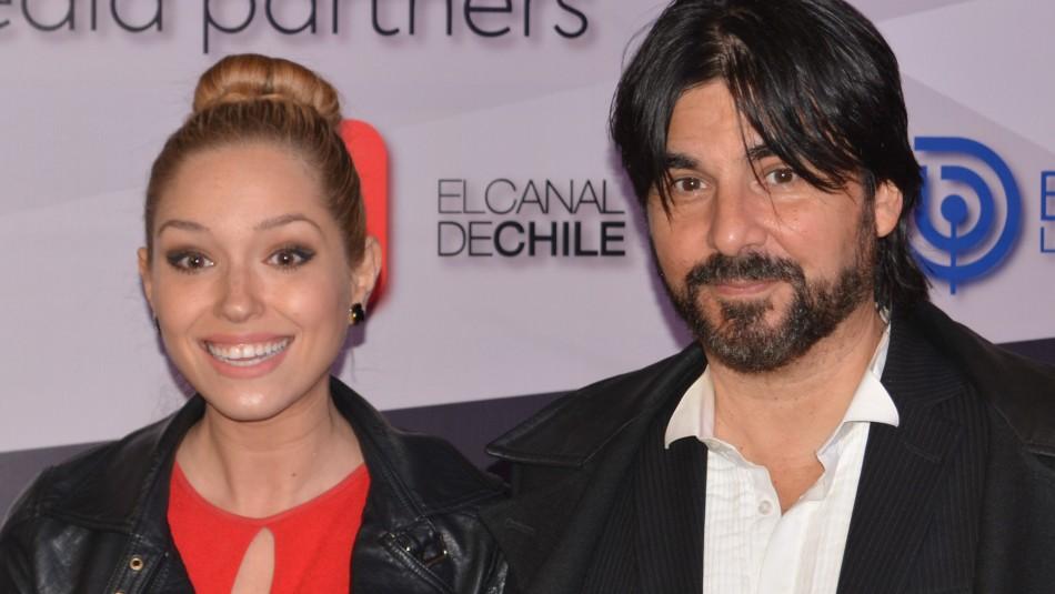 Nicole Block y su marido