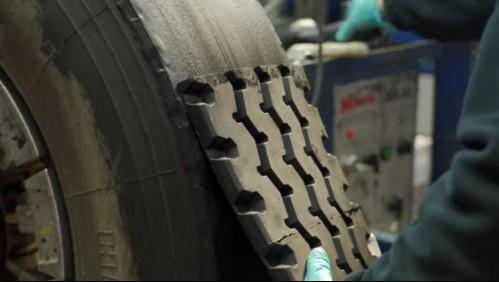 Revolucionaria en el mundo: Chilenos crean tecnología que permite convertir neumáticos en baterías