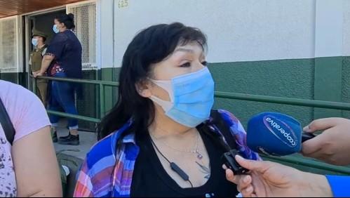 Madre de fallecido en comisaría de San Fernando: