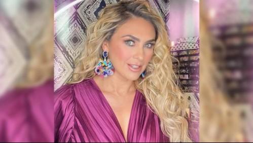Reportera acusa a Aracely Arámbula de censura por borrar videos de sus hijos con Luis Miguel: Así responde la actriz