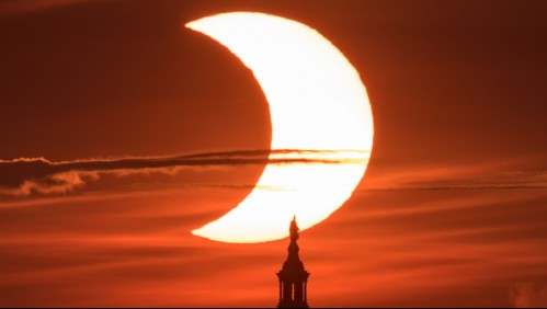 Solo queda poco más de un mes: ¿Dónde se podrá ver el último eclipse solar del año?