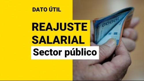 Proponen reajuste salarial al sector público: ¿Cuáles serían los nuevos sueldos?