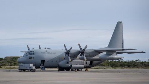 Accidente de Hércules C-130: FACh cierra investigación sin causas ni responsables por la tragedia